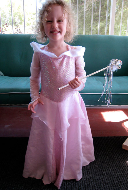 julia princess fairy